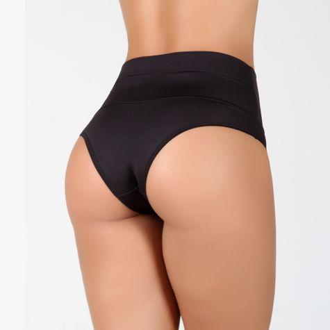 Calcinha-Conforto-Hot-Pants-em-Poliamida-Lisa-Preta-40079