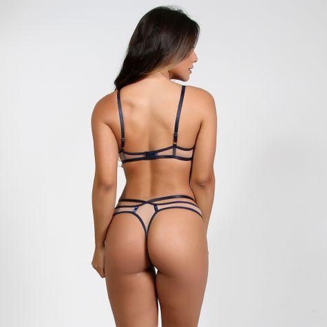 Conjunto-Sexy-com-Bojo-em-Renda-e-Tule-Azul-Marinho-8000063