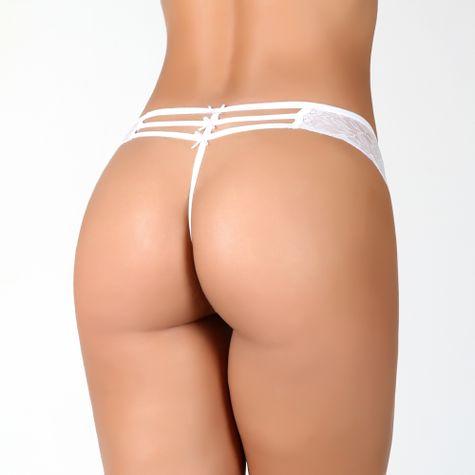 Tanga-Fio-Sexy-com-3-Lacos-em-Poliamida-Branca-MYB004