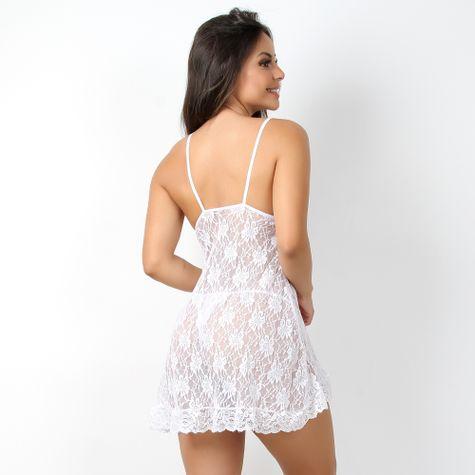 Camisola-Sexy-em-Renda-com--Abertura-Frontal-Branco-CG17