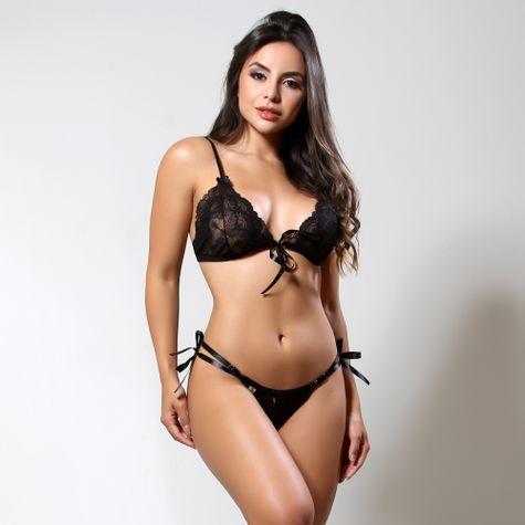 Conjunto-Sexy-Sem-Bojo-em-Renda-com-detalhes-em-tiras-Preto-12107