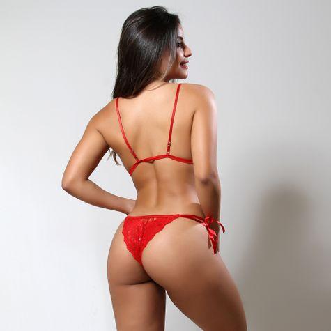Conjunto-Sexy-Sem-Bojo-em-Renda-com-detalhes-em-tiras-Vermelho-12108