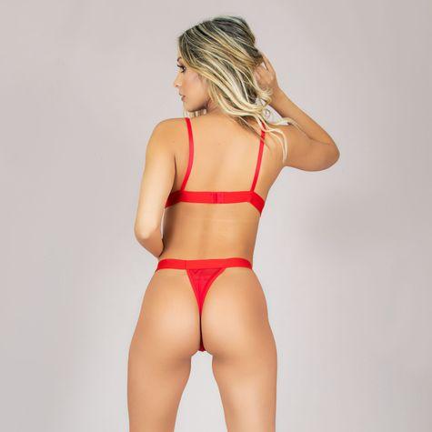 Conjunto-Sexy-Sem-Bojo-em-Tule-e-Bordado-Vermelho