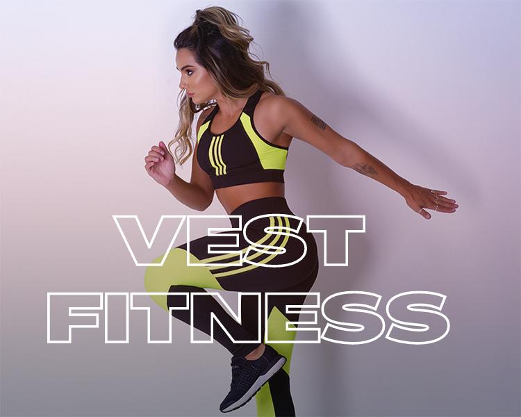 Vest Fitness - Mobile