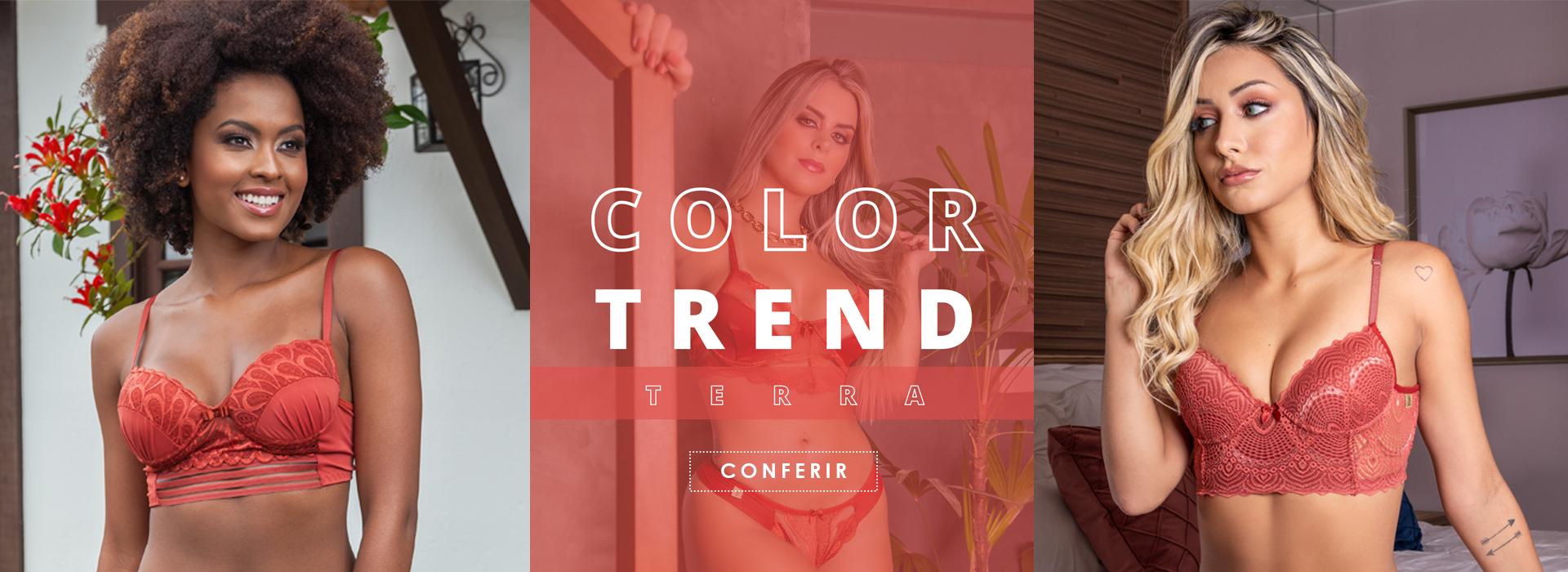 Trend Color - terra